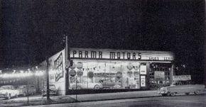 Ridge Rd Parma Ohio | parma motors inc 5461 ridge rd parma oh ernest gerzeny, 1940s
