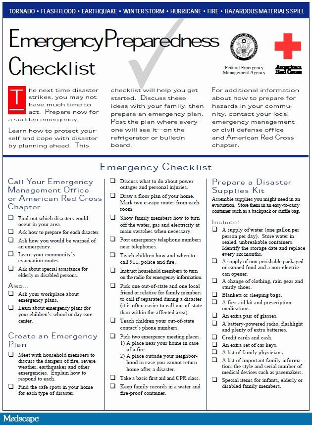 Emergency Management Plan Template Luxury The Role Of Clinicians In Preparing Patie In 2021 Emergency Management Family Emergency Plan Teacher Letter Of Recommendation