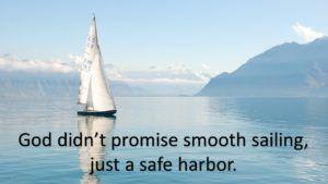 Safe Harbor - http://blog.peacebewithu.com/safe-harbor/