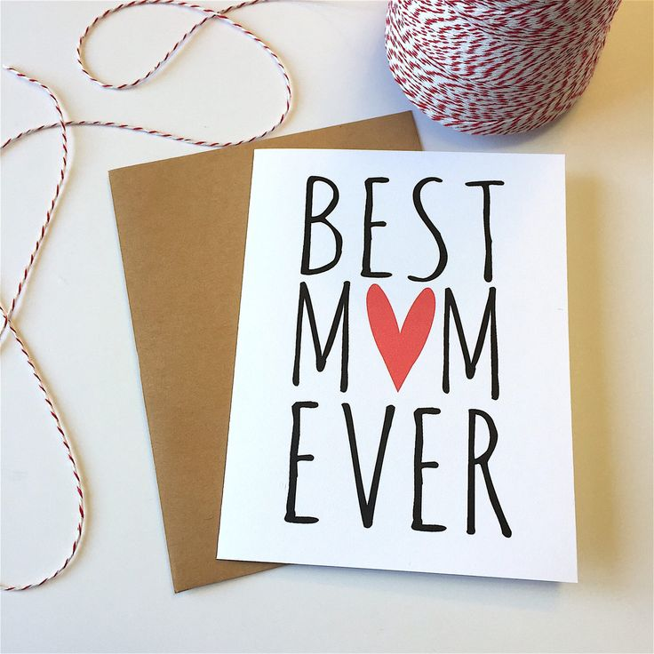 Best Mom Ever - Mother's Day Card - Funny Mother's Day - Hipster Mom - Favorite Mom - Mother's Day - For Mom - Best Mother - Love You Mom by LittleThingsWorkshop on Etsy https://www.etsy.com/listing/505510968/best-mom-ever-mothers-day-card-funny