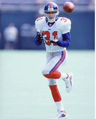 Jason Sehorn New York Giants