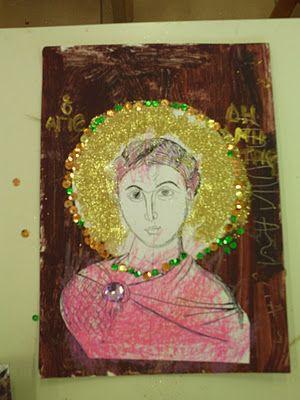 ΠΕΡΙ... ΝΗΠΙΑΓΩΓΩΝ: ο Άγιος Δημήτριος (2011)