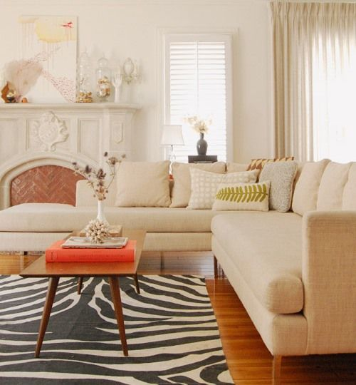 Guidelines for proper furniture spacing in rooms