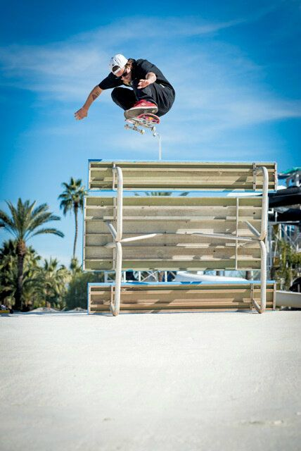 Ryan Sheckler-- video: Skateboarding red bull perspective
