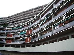 Biscione_Quartiere INA-CASA_Genova_ Luigi Carlo Daneri e Eugenio Fuselli_1956-68.