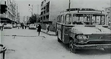 The 'bus massacre' of Palestinians that sparked the Lebanese Civil War, 1975