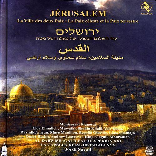Jerusalem von Jordi Savall