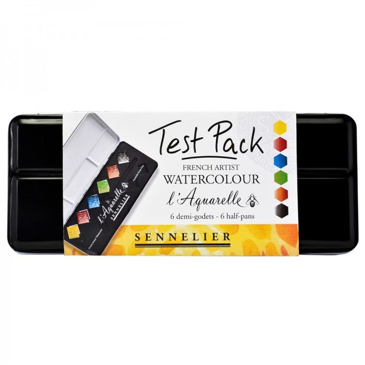 Sennelier watercolours are ground in the traditional way using grindstones rotating slowly so as not to heat up the paste. This operation is carried out in several stages until the paste are as fine as possible thus getting rid of any particles which might impair the perfection of the wash. This exceptional and very high quality watercolour will help you make your works even more powerful due to the liveliness and purity of the hues.