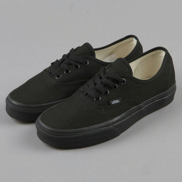 Black Light Vans Shoes