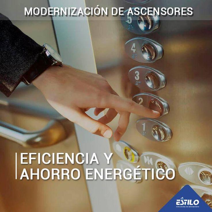Los ascensores cumplen con un ciclo de vida útil. Descubra con Estilo Ingeniería la solución de modernización para su equipo. Entérese mas en LINK NOTICIA: http://52.1.175.72/portal/content/modernización-de-ascensores-optimización-de-recursos-y-mayor-seguridad