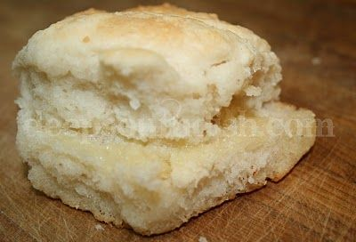 Sour Cream Biscuits...uses 7-up and sour cream...the lightest, most tender, easy & delish biscuit ever :)