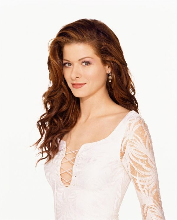 Debra Messing as Nora Grey. I know she is quite a bit old for the role but I think she could definitely pull it off.