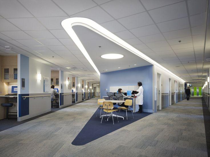 New Hospital Tower Rush University Medical Center,© Steve Hall   Hedrich Blessing