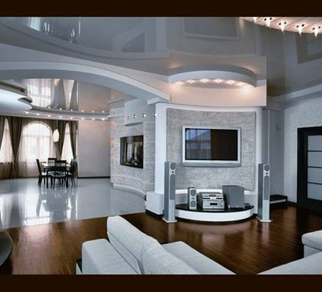 Mirrored Ceilings for Every Interior - Betterimprovement.com