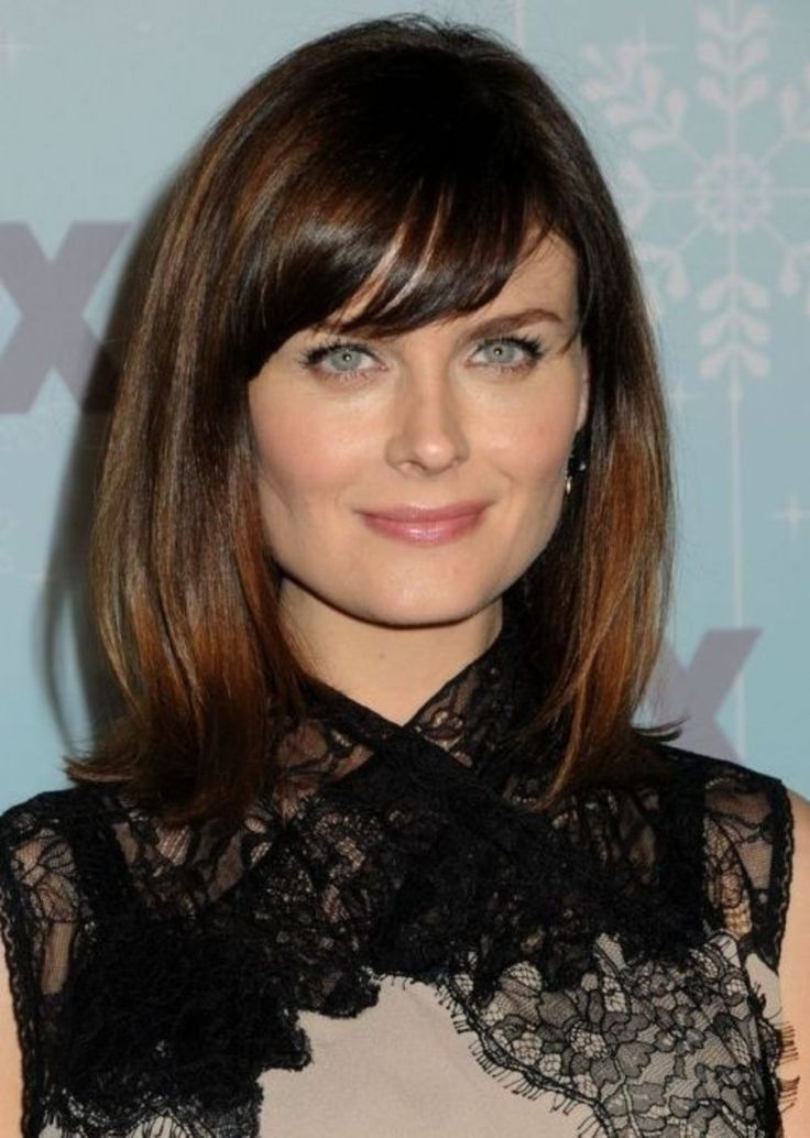 26 #Hairstyles to Show off Your Square Face Beautifully ...