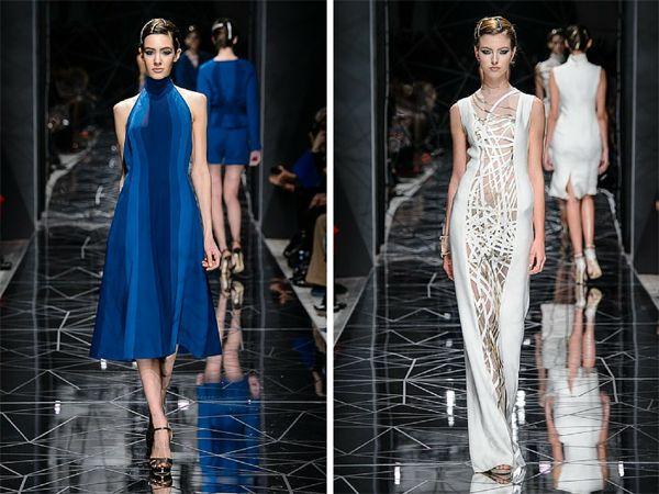 Haute couture: la tela di Sabrina Persechino#hautecouture #altamoda #sabrinapersechino #fashionshow #altaroma #ss2016 #fashion #fashionblog