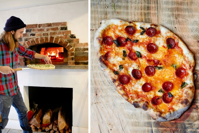 it's all about the wood-fired oven: Jennifer Causey Photography: TABLE ON TEN FOR MSL