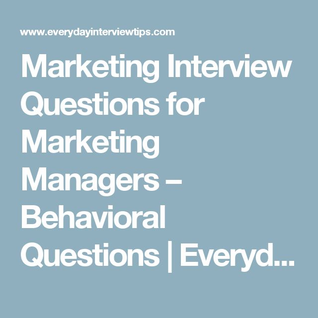 marketing manager interview questions - Oylekalakaari - marketing interview questions