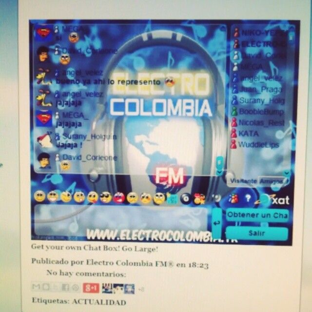 Buena musica en vivo a esta hora de martes electrónico conectate estamos en vivo para ti #electronicmusic #housemusic #alesso #losemymind #ducthhouse #radio #vivo #web #retro #live #music #electrocolombiafm #HouseMusic Check more at http://www.voyde.fm/photos/random-instagram/buena-musica-en-vivo-a-esta-hora-de-martes-electronico-conectate-estamos-en-vivo-para-ti-electronicmusic-housemusic-alesso-losemymind-ducthhouse-radio-vivo-web-retro-live-music-electrocolo/