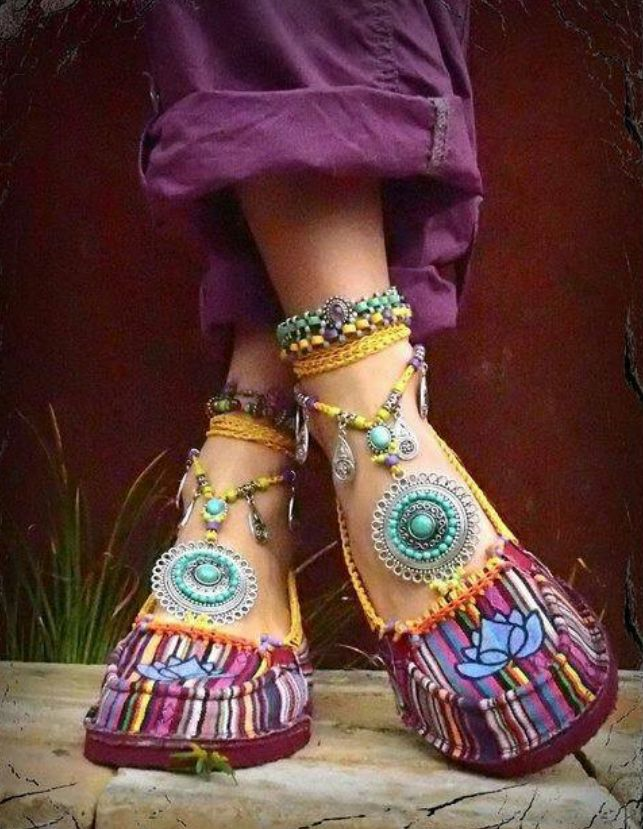 Inspiration: Bohemian Chic, Gypsy...