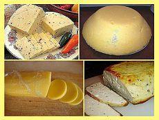 5 рецептов домашнего сыра