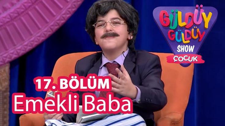 ✿ ❤ Perihan ❤ ✿ KOMEDİ :) Güldüy Güldüy Show Çocuk 17. Bölüm, Emekli Baba Skeci :))