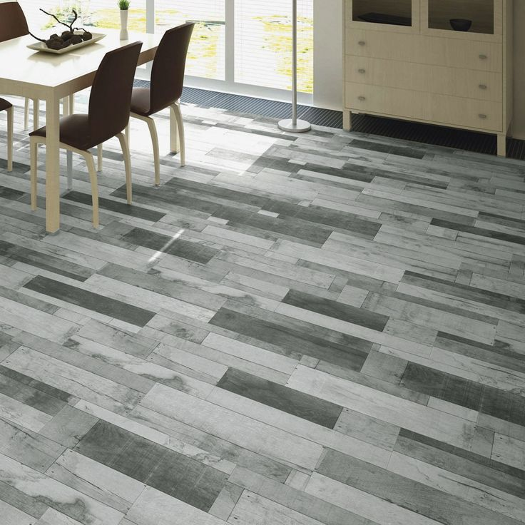 Madera Gris Wood Effect Tiles - 600mm x 2000mm