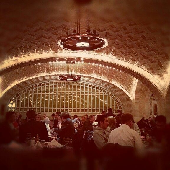 Oyster Bar Central Station New York