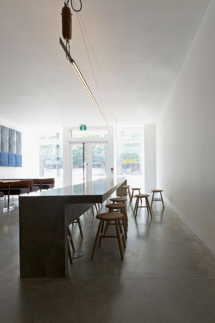 Groß Innovatives Decken Design Restaurant Fotos - Die ...