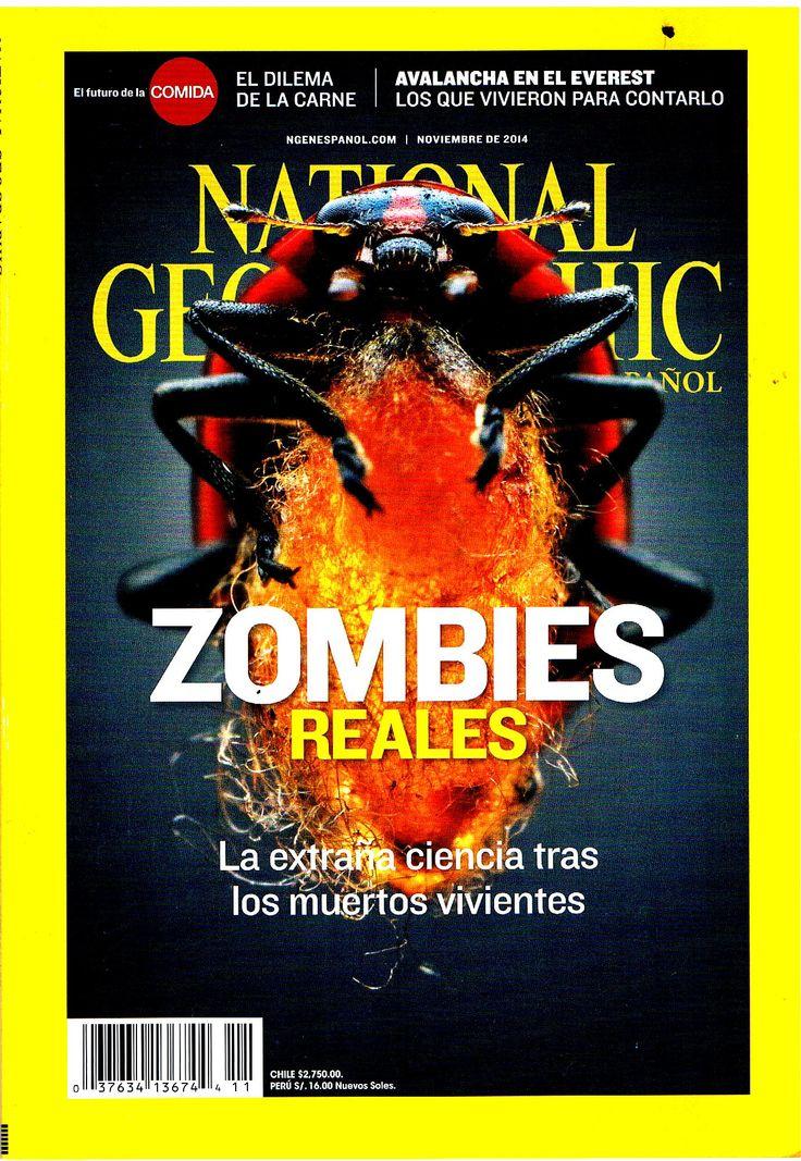 National Geographic en Español, Noviembre 2014.