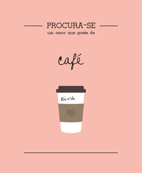 PROCURA-SE by Thaís Aragão, via Behance