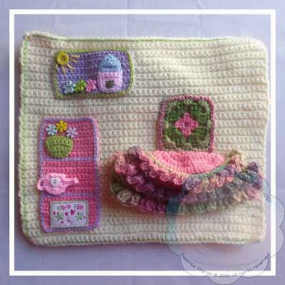 Creative Crochet Workshop: My Crochet Dollhouse Part Two