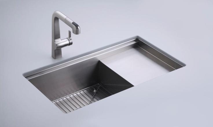 Kohler Stages 33 Quot Prep Island Sink Inspiration For