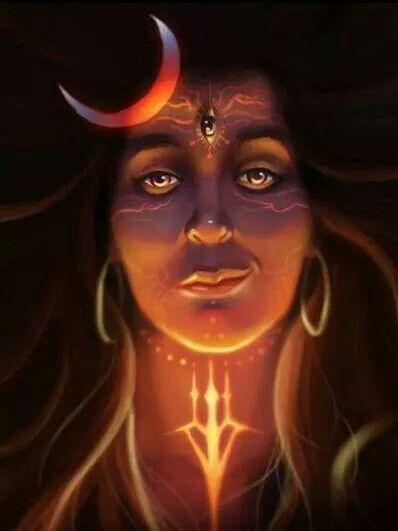 Smiling Shiva