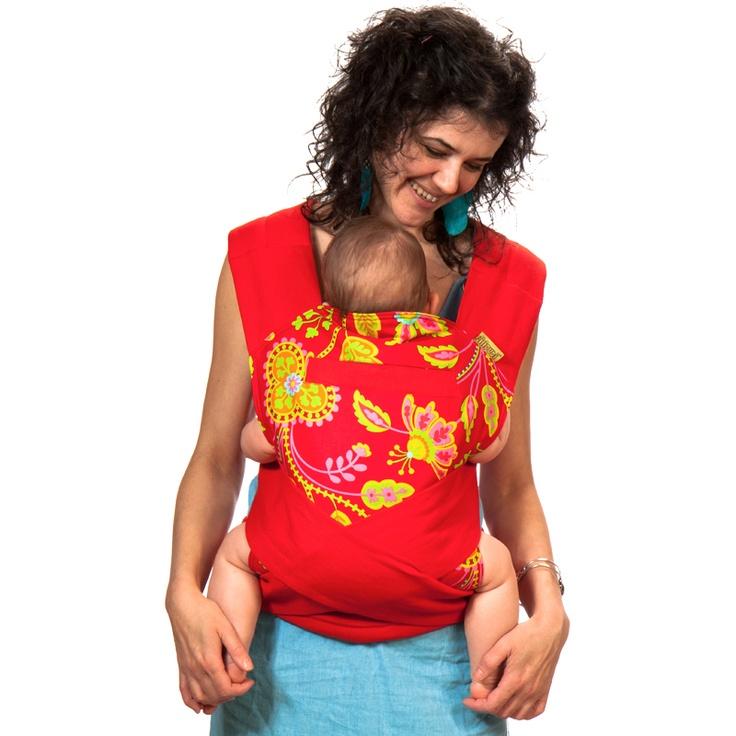Liliputi® Mei-Tai Floral Garden Babywearing & More! #liliputi #babycarrier #babywearing #meitai