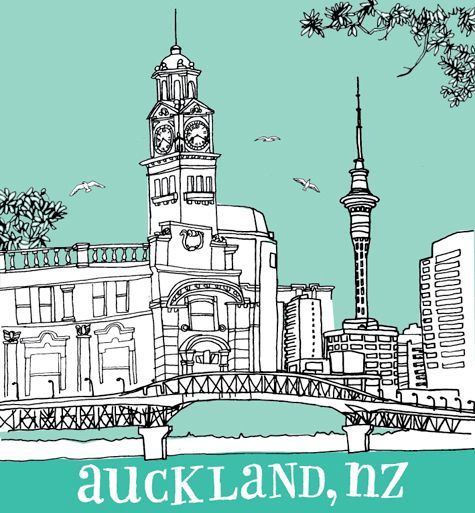Great review of places to go, things to see, eat and do in Auckland, New Zealand.
