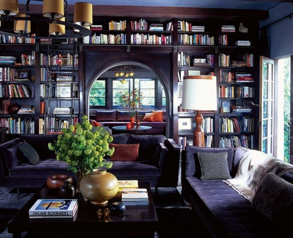 beautiful home library idea for the home pinterest