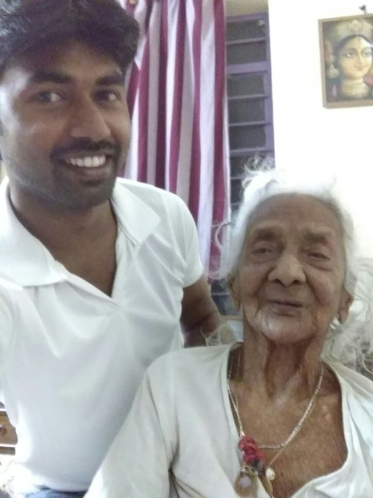 92 year's old Patient