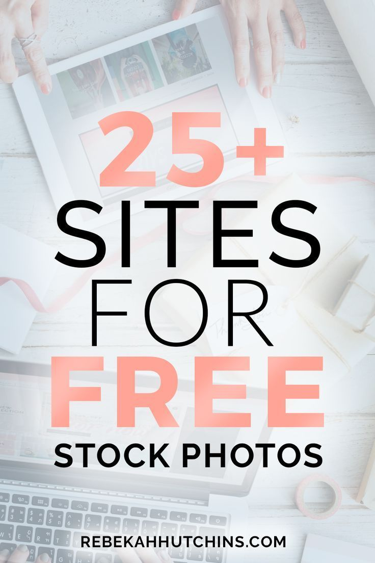 Here are 25+ free stock photo websites for bloggers and online business owners! Whether you're looking for photos for your blog or social media posts, these sites can help you find the perfect photo for your content. Click through to learn more about each site!