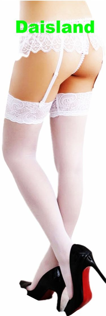 Sheer Women Lace Stocking Sock Garter Belt Suspender Set Large Lingerie Thigh-Highs #Daisland #Sexy #Coupon#Discount#Promotion#Clearance#Sale #ExcedUSA#Intimates#Sleepwear #Lingerie  #Lingerieseductive  #Lingerieshower  #Lingerielace  #Lingeriehot  #Lingeriediy  #Lingerieparty  #Lingerieclassy  #Lingerieplussize  #Garterbelts #garter belts wedding #garter belts lingerie #garter belts diy #garter belts outfit #garter belts hot #garter belts plus size #garter belts skirt #garter belts and…