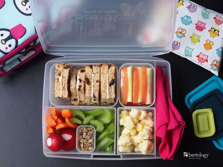 Looking for a happy pick up and empty lunch box? Pack them this deliciously sweet lunch and you're sure to have both! #Bentology #lunch #schoollunch #kidslunch #kidsmeals
