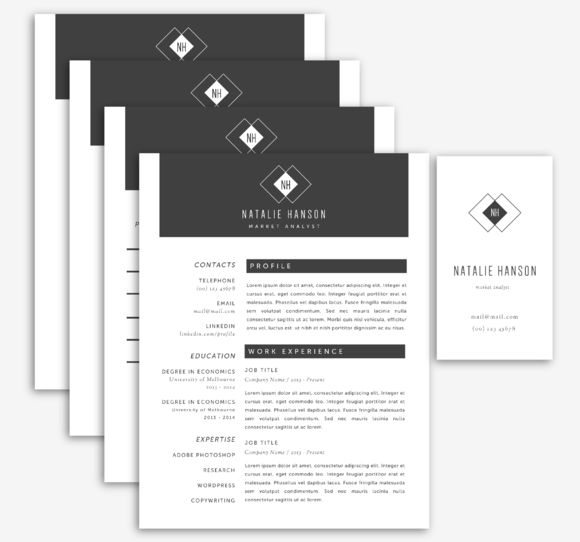 25 best ideas about Business Card Template Word – Contacts Template Word