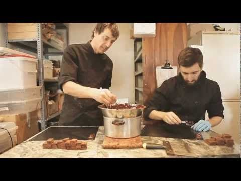 Meet the guys behind Honest Chocolate.  They'll be at the 2013 Sanlam Investments FoodWineDesign Fair along with their chocolate yumminess #FWD