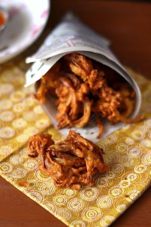 Pakora/Bhaji | 23 Classic Indian Restaurant Dishes You Can Make At Home