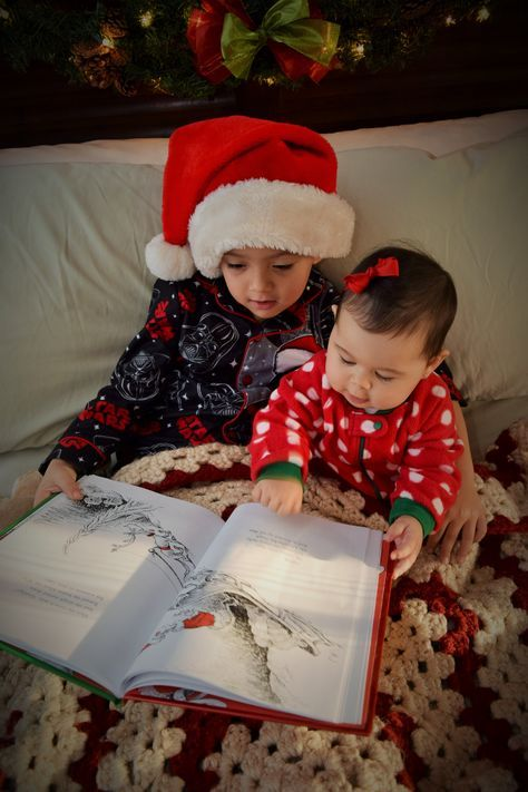 Best baby boy photo shoot ideas siblings christmas cards ...