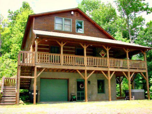 Mountain Laurel Lodge Blue Ridge Mountain Rentals