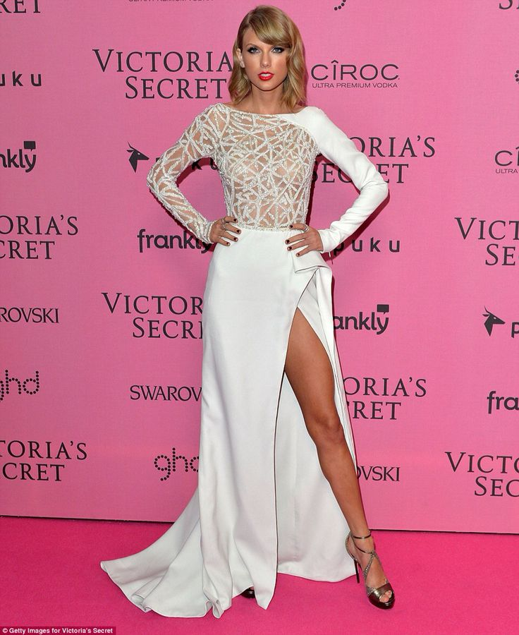 Taylor Swift in Zuhair Murad 2014.