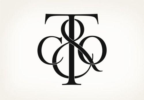 tiffany and co. monogram.