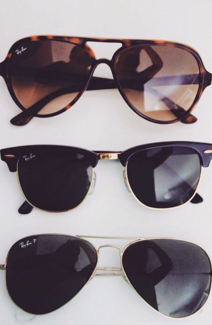 Synonymous with counterculture cool, Ray-Ban's iconic Wayfarer, Clubmaster and Aviator styles have been worn on- and offscreen by Hollywood's most rebellious stars. Beyond image, Ray-Ban continues to update their sunglasses with the latest specs, features and trendsetting frames.