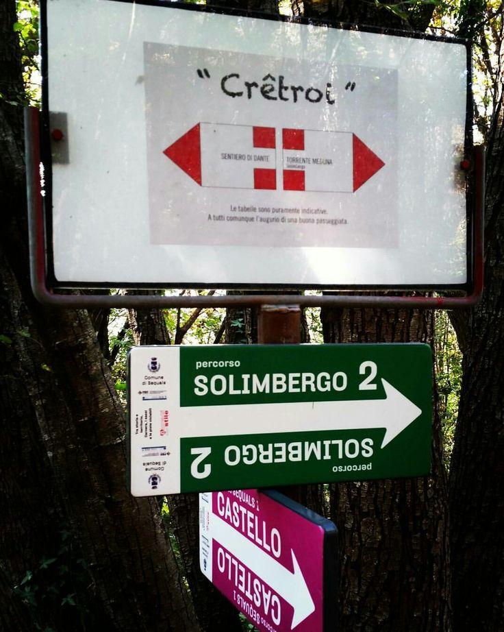 Sentieri sul Cret - Sequals